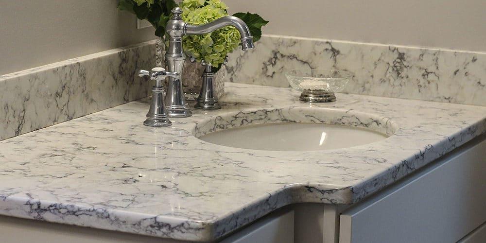 Looking For Custom Bathroom Vanity Tops With Sinks In Atlanta Gorgeous Custom Bathroom Countertops