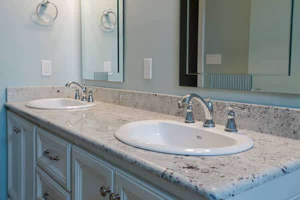 check out our visualizer - Bathroom Counter Tops