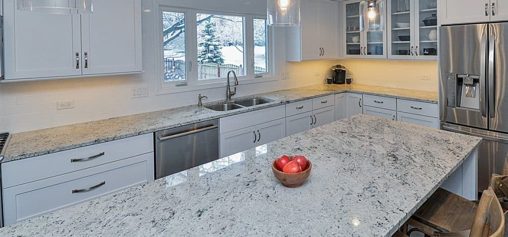 Charming Marble Countertops