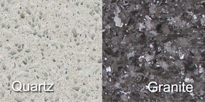 The Battle Between Granite And Quartz