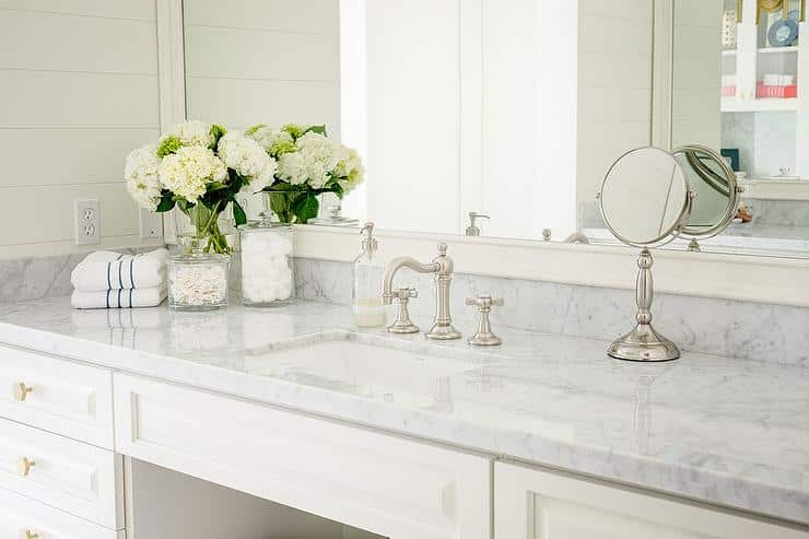Marble Bathroom Countertops Atlanta