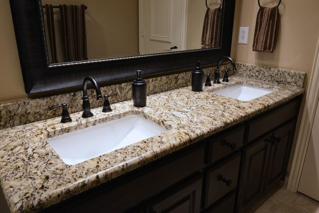 Looking For Custom Bathroom Vanity Tops With Sinks In Atlanta Cool Custom Bathroom Countertops