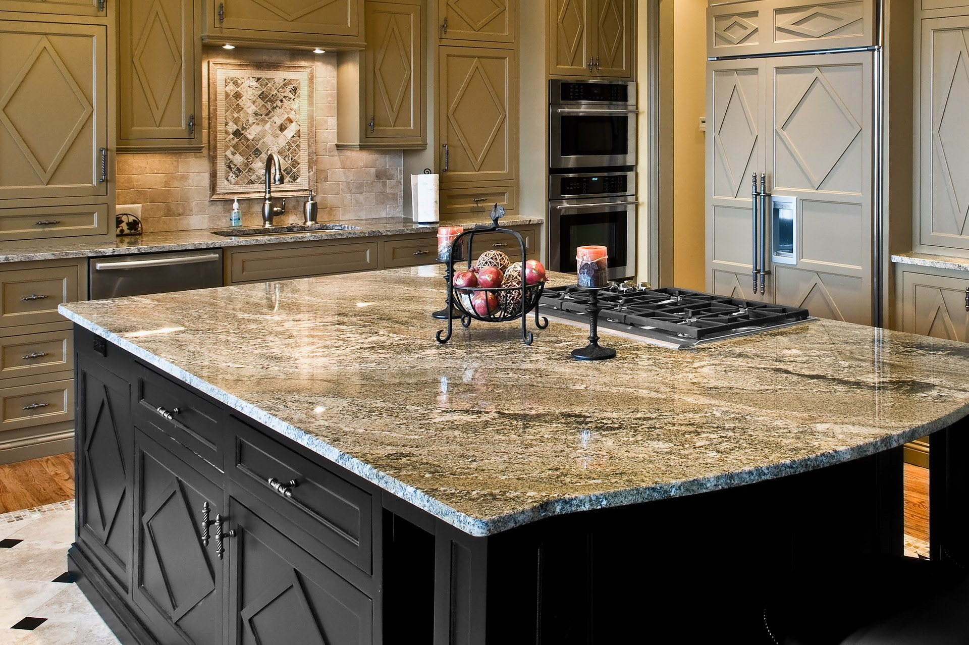 Granite Kitchen Countertops in Atlanta Made