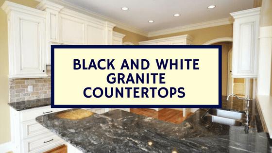 Why Buy Black And White Granite Countertops In Atlanta