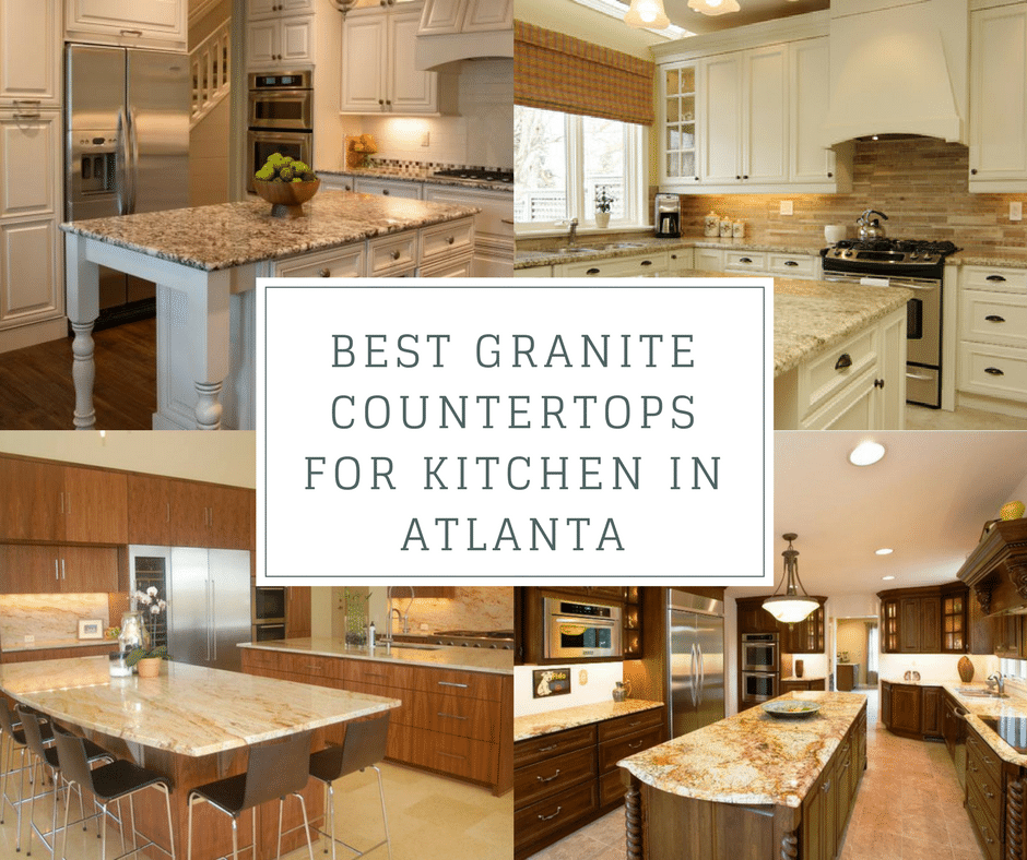 Best Granite Countertops For Kitchen In Atlanta