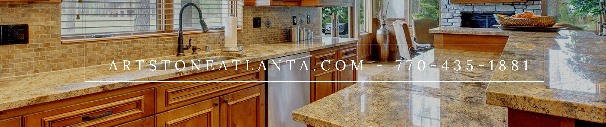 quartz countertops in Atlanta