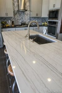clean granite countertops