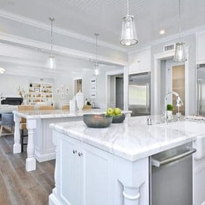 cost of marble countertops