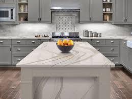 Atlanta Quartz kitchen countertops