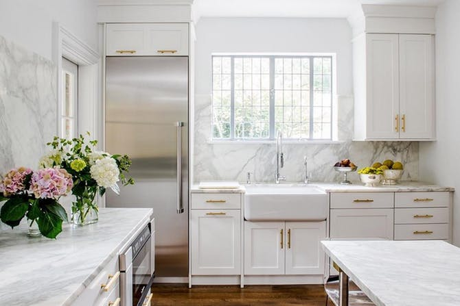Options for countertops in Atlanta