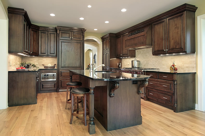Find Out Why Dark Granite Countertops Are Growing In Popularity