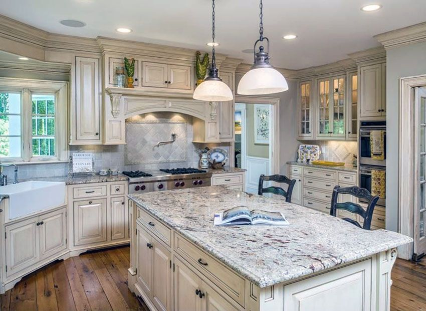Are White Granite Kitchen Countertops a Design Trend in 2019? -