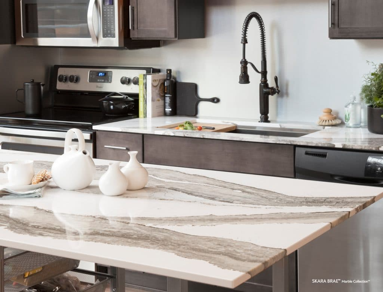 kitchen countertops installed in Atlanta