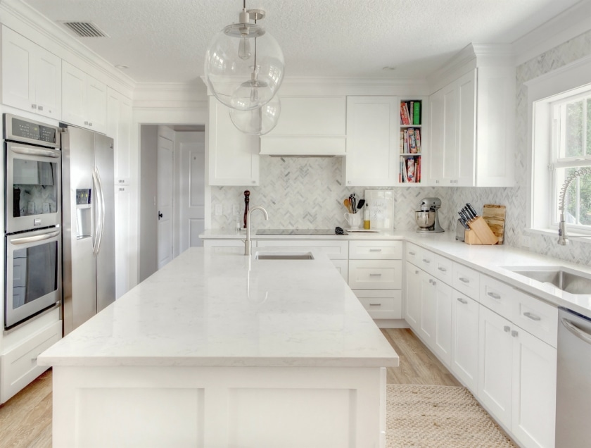 low-cost marble countertops