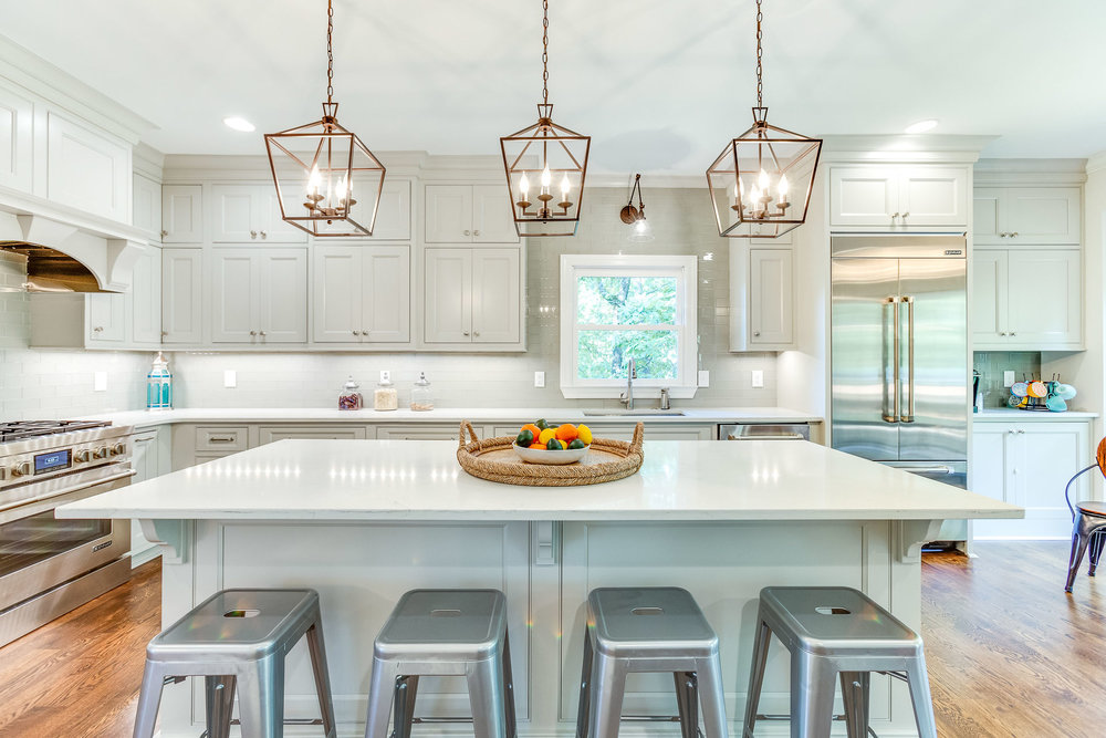 marble countertops for kitchen