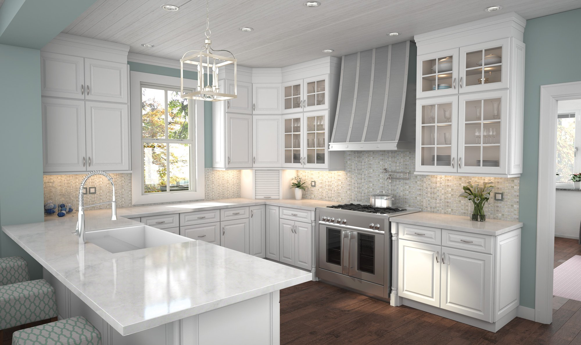 affordable cabinets and countertops in Atlanta