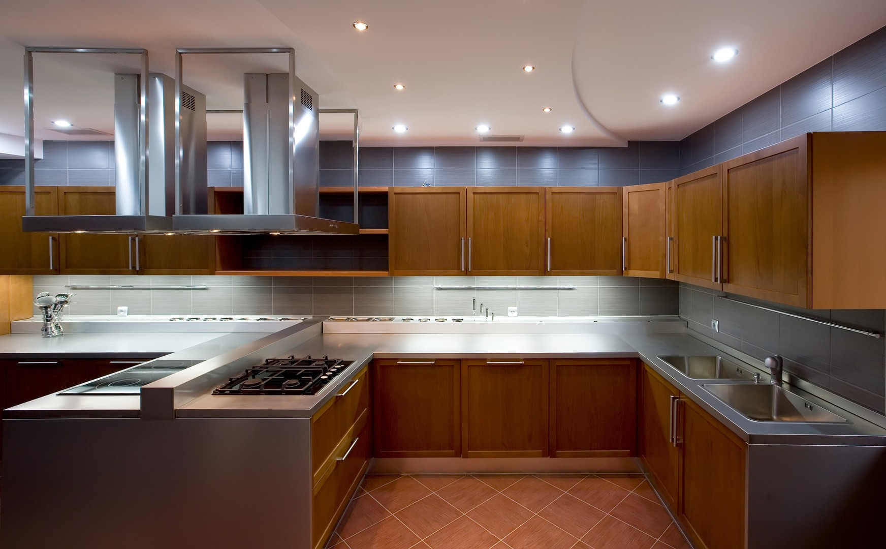 countertops for commercial kitchens