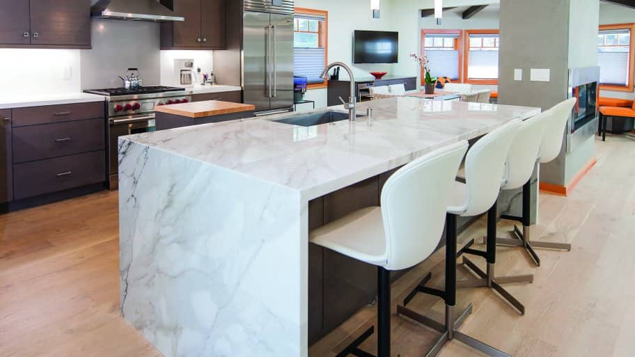 marble for kitchen surfaces