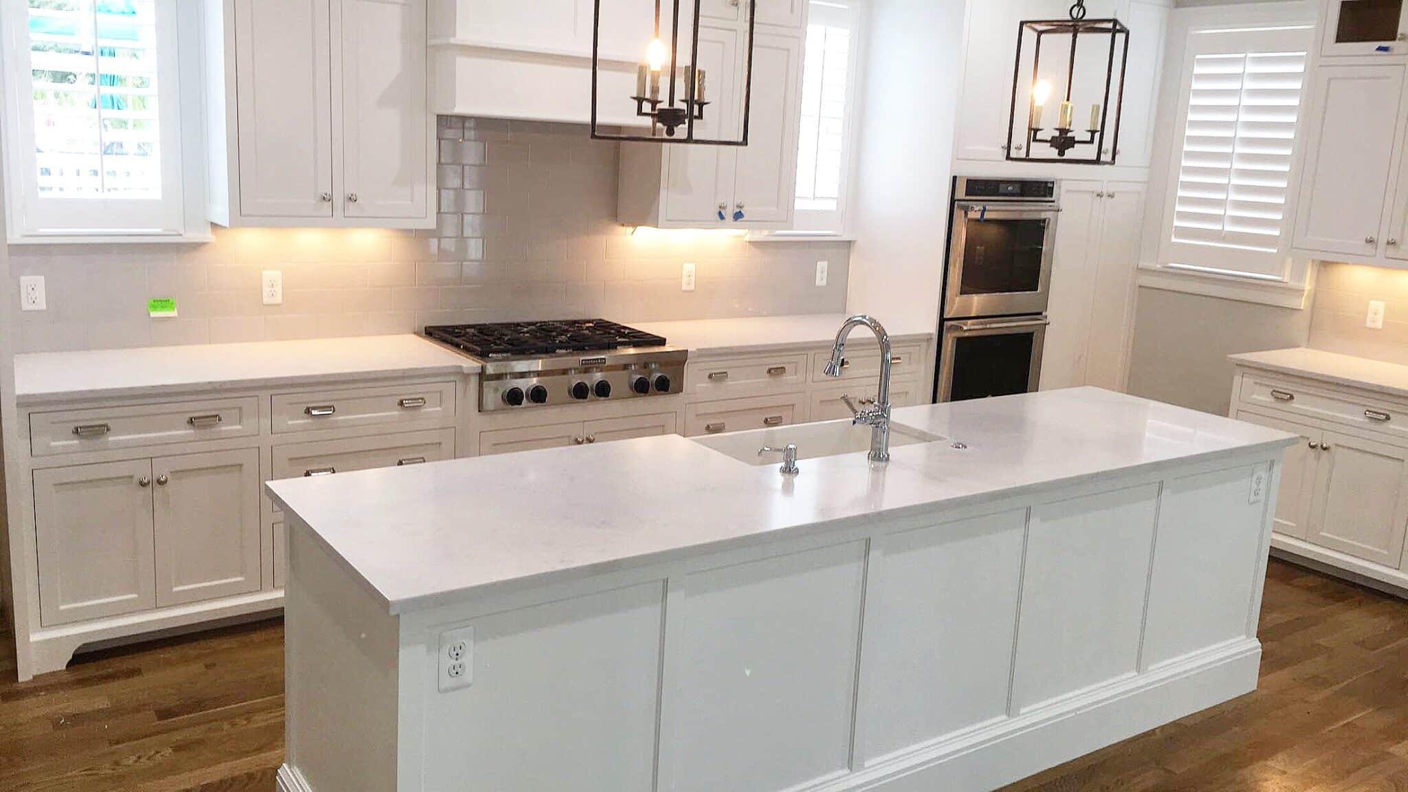 custom kitchen countertops in Atlanta