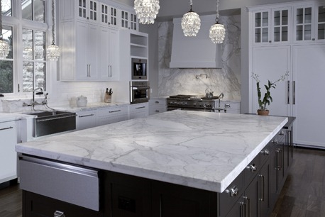marble countertops in Atlanta