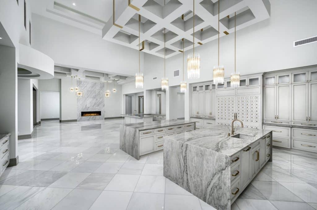 choose marble countertops in Atlanta