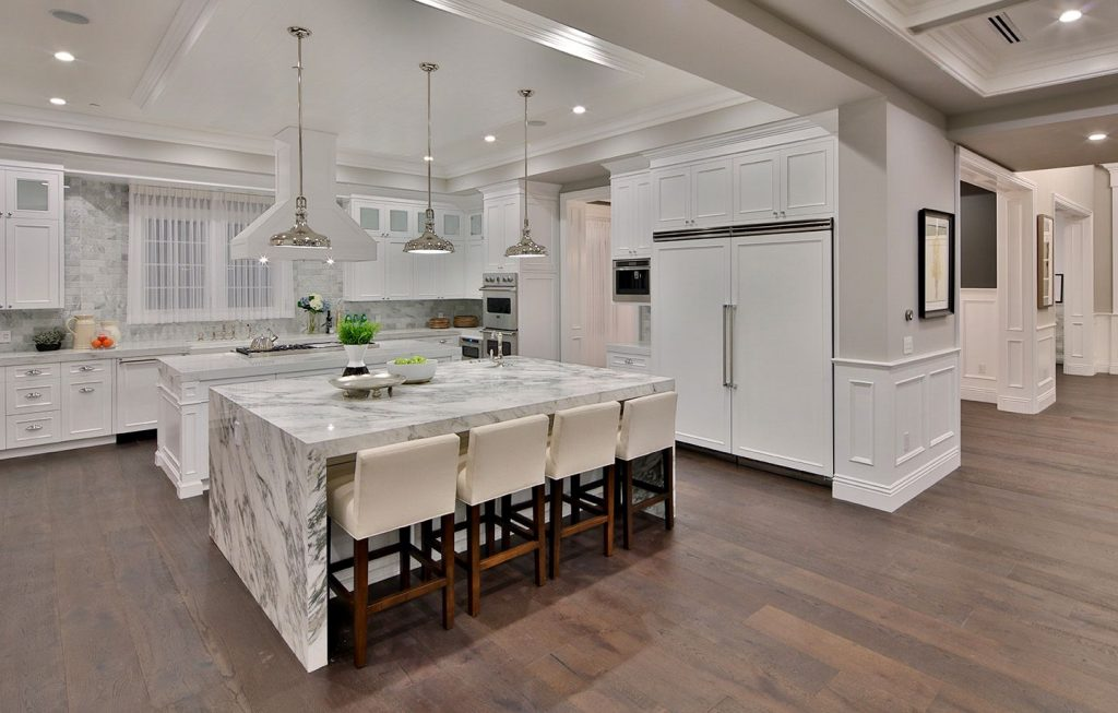 marble countertops fabrication and installation