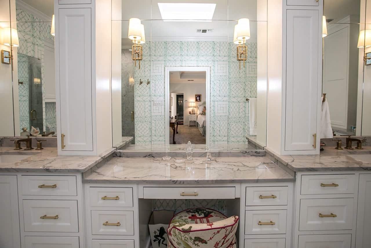 Atlanta bathroom countertops