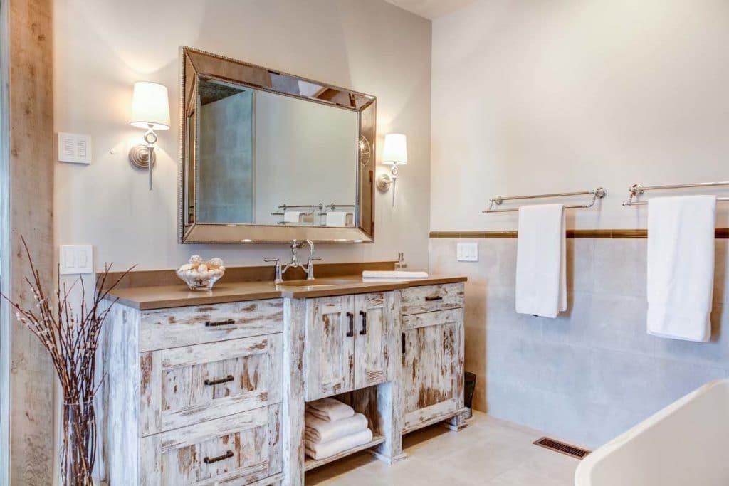 Atlanta bathroom countertops upgrade